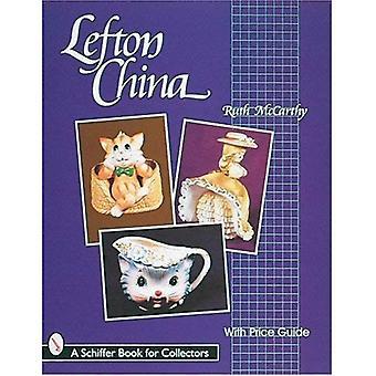 Lefton China (Schiffer Book pour les collectionneurs)