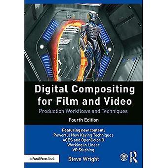 Compositing numérique pour le cinéma et vidéo