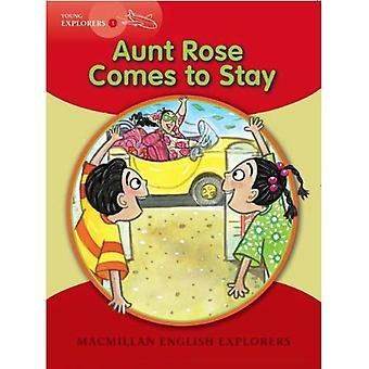 Young Explorers 1- Aunt Rose Comes to Stay: 3 Big Bk C