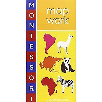 Montessori: Kaart werk