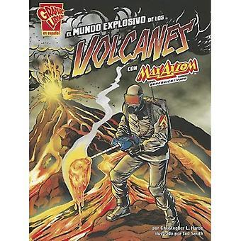 El mundo explosivo de los volcanes con Max Axiom, supercientifico/ The Explosive World of Volcanoes with Max Axiom, Super Scientist