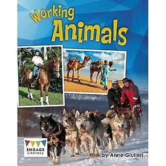 Working Animals (Engage Literacy: Engage Literacy Gold)