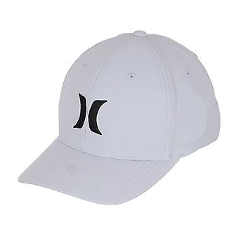 Hurley Men's Flexfit Cap ~ Dri-Fit One & Only grey