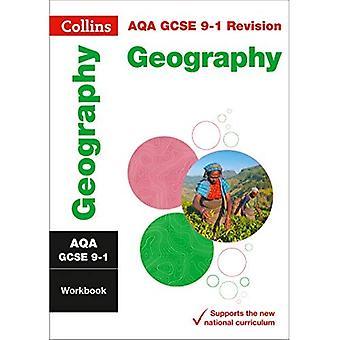 Livro de Geografia 9-1 AQA GCSE (Collins GCSE revisão de 9-1) (Collins GCSE revisão de 9-1)