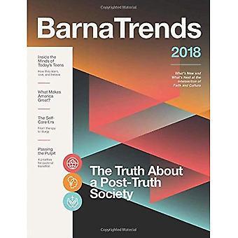 Barna trender 2018: Vad är nytt och vad som händer i skärningspunkten mellan tro och kultur