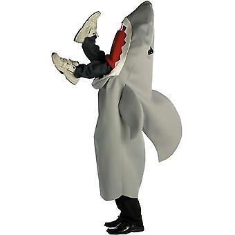 Shark Ate Man Adult Costume