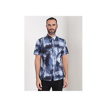 J.Lindeberg Daniel Seasonal Print Shirt