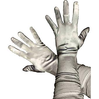 Opera erotische handschoenen wit