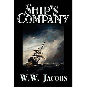 Società di navi da W. W. Jacobs Fiction brevi storie di mare storie di avventura di azione di Jacobs & W. W.