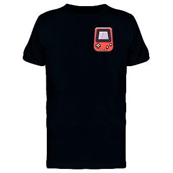 Upperside Red Mini Game Console Tee Men's -Image by Shutterstock