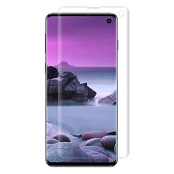 2-Pack Heltäckande Skärmskydd Samsung Galaxy S10