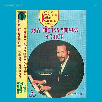 Hailu Mergia - Hailu Mergia & His Classical Instrument: [Vinyl] USA import