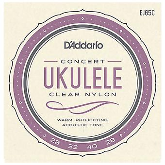 D'Addario Pro-Art� Concert Ukulele Strings