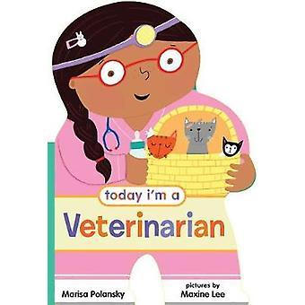 Today I'm a Veterinarian by Marisa Polansky - 9780374304423 Book