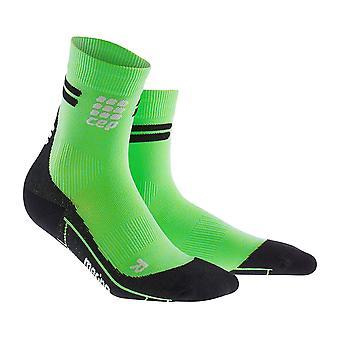 CEP Womens Dynamic + calze a compressione taglio corto Merino
