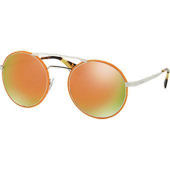 Prada Silver/Orange specchio grigio SPR51S Rose Gold