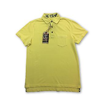 Tailor Vintage polo in yellow