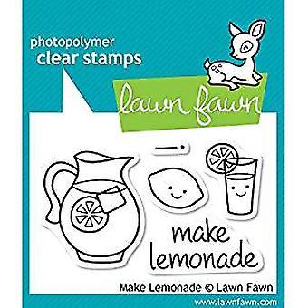 Gazon Fawn duidelijke stempels maken limonade (LF395)