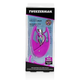 Tweezerman Curl & Go Eyelash Curler