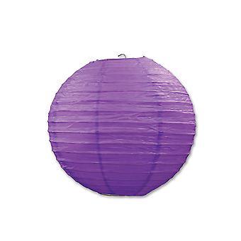 Paper Lanterns (Pack Of 3) - Purple
