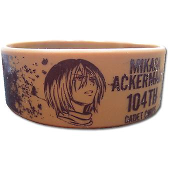 Wristband-angreb på Titan-New Mikasa 104th trainees Cadet Corps licenseret ge54057