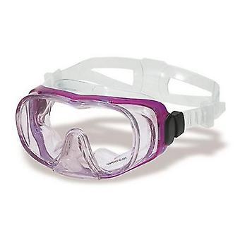 Swimline 94771 Thermotech Aviator Style KeyWest snorkel máscara w/Purge