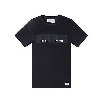 Replay Jeans Replay Sportlab T Shirt Washed Black