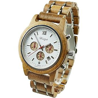 Men's Watch Waidtime Barrique Reserve Chronograph-YR01