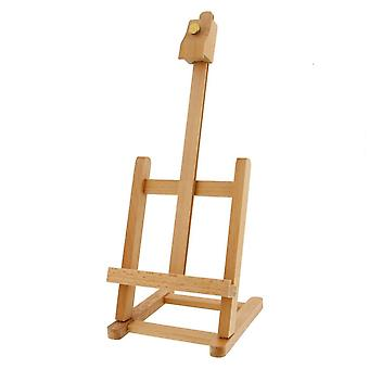 Small Wooden H-Frame Table Easel