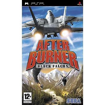 Na Burner Black Falcon (PSP)-nieuw