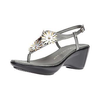 Athena Alexander dame Callisto Gia åben tå casual ankel rem sandaler