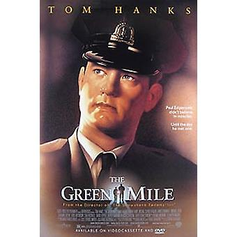 The Green Mile (Video) Original Video/Dvd Ad Poster