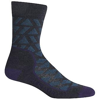 Icebreaker Stride Jet Womens HikeMD Light Crew Sock