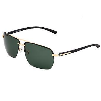 Simplify Lennox Polarized Sunglasses - Gold/Black
