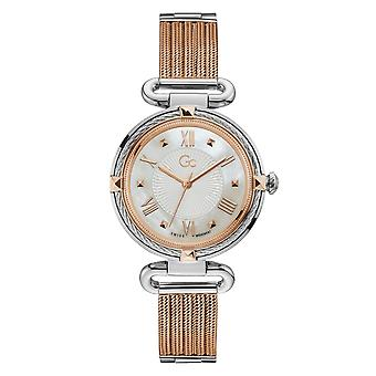 GC Y58001L1MF Women-apos;s Cable Chic Wristwatch