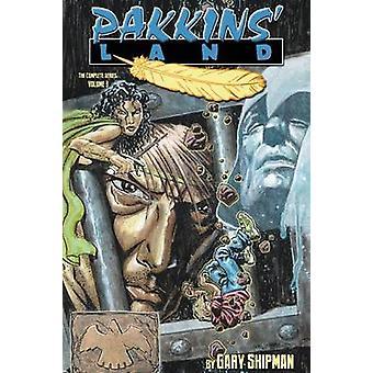 Pakkins land volume 3 door Shipman & Gary