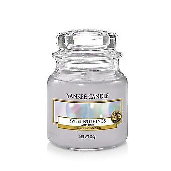 Yankee Candle Classic Small Jar Sweet Nothings 104g