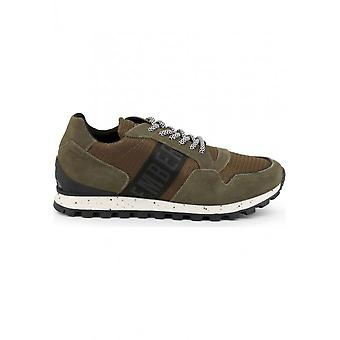 Bikkembergs - Shoes - Sneakers - FEND-ER_2356_MILITARY-GREEN - Men - olivedrab,burlywood - EU 44