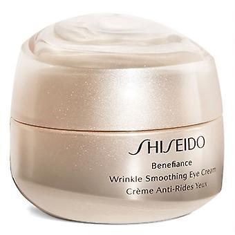 Shiseido Benefiance تجعد تنعيم كريم العين 0.51oz / 15ml