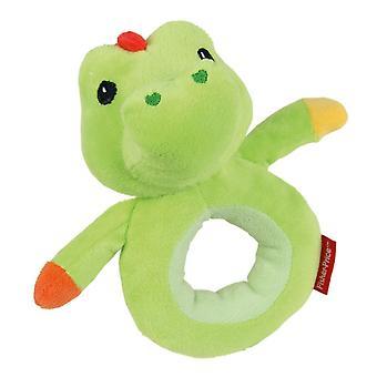 Happy People Grip Toy Crocodile Plush Toy (40930)
