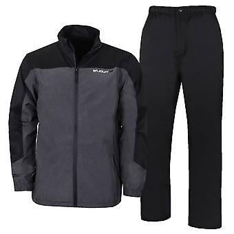 Stuburt Mens PCT Thermal Windproof Waterproof Jacket & Trousers Golf Suit