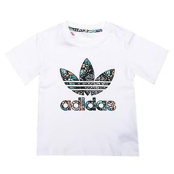Bambino adidas Originals Trefoil Zoo In t-shirt