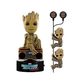 Guardians Of The Galaxy 2 Limited Edition Baby Groot Gift Set (Case Of 6)