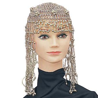 Bristol Novelty Womens/Ladies Pharoah Beaded Headpiece