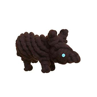Outback Tails Water Bottle Crunchers Animal Toy, Wally The Wombat