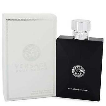 Versace Pour Homme de Versace Shower Gel 8.4 Oz (hommes) V728-548306