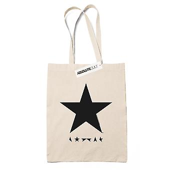 David Bowie Star Logo Tote Bag