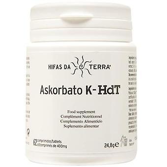 Hifas Da Terra Ascorbate K Hdt 62 capsules