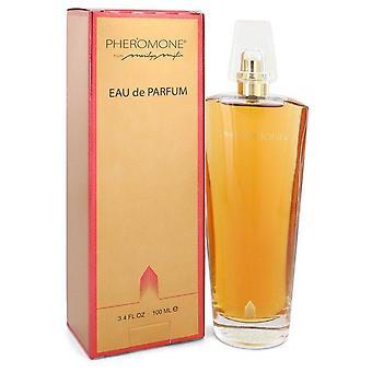 Pheromone eau de parfum spray by marilyn miglin 400567 100 ml