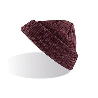 Atlantis Unisex Docker Short Beanie With Turn Up